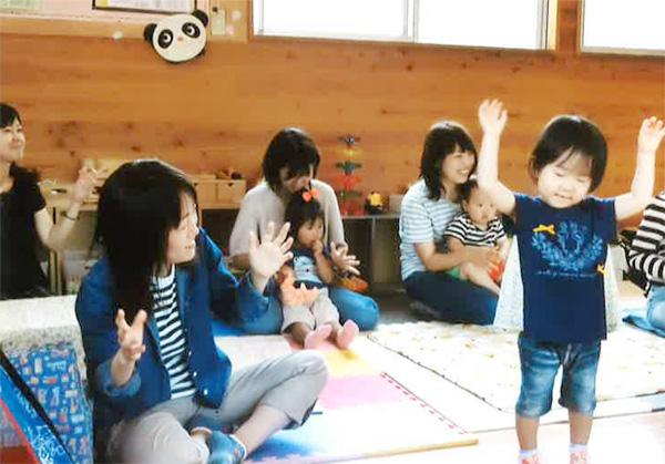 菫ヶ丘幼児園内 地域子育て支援センター