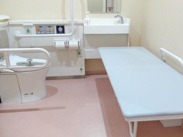 障がい者用トイレ
