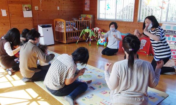菫ヶ丘幼児園地域子育て支援センターに行ってきました!
